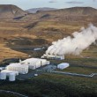 Stock Photo: Geo thermal Power Station - Iceland