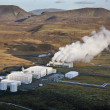 Geo thermal Power Station - Iceland — 图库照片