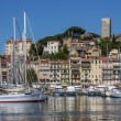 Cannes Old Town - South of France — Stock Photo