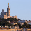 Marseille - Cote d&#039;Azur - French Riviera - Stock Photo
