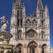 Burgos Cathedral - Burgos - Spain — Stock Photo
