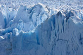 Glacial Ice - Argentina — Stock Photo