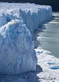 Perito-Moreno-Gletscher - Argentinien — Stockfoto