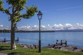 Lake Geneva - Switzerland — Stock Photo