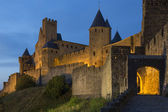 Carcassonne - Fransa — Stok fotoğraf