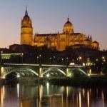Постер, плакат: Salamanca Cathedral Spain