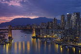 Vancouver - Canada — Stock Photo