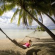 Stock Photo: Tahiti - French Polynesia