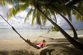 Tahiti - French Polynesia — Stock Photo
