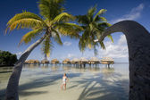 French Polynesia - South Pacific Ocean — Stock Photo