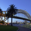 Sydney Harbour Bridge - Australia — Stock Photo