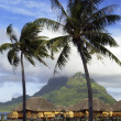 Bora Bora - French Polynesia - Stock Photo