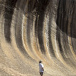 Wave Rock - Australia - Stock Photo