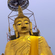 Statue of Buddha in Bangkok - Thailand — Foto Stock