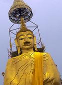 Statue of Buddha in Bangkok - Thailand — Stockfoto