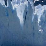 Perito moreno glacier - patagonia - sud america — Foto Stock