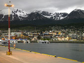 Ushuaia - Tierra del Fuego - Argentina — Stock Photo