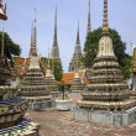 Wat Pho - Bangkok - Thailand — Stock Photo #17113301