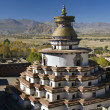 Gyantse Kumbum - Tibet — Stock Photo