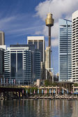 Darling Harbor - Sydney - Australia — 图库照片