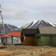 Stock Photo: Longyearbyen - Svalbard Islands