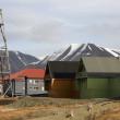 Longyearbyen - Svalbard Islands — Stock Photo
