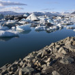 Jokulsarlon - Iceland — Stock Photo