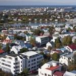 レイキャビク - アイスランド — ストック写真