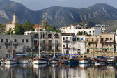 Kyrenia Harbor - Turkish Republic of Northern Cyprus — Stock Photo