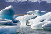 Jokulsarlon - islande — Photo