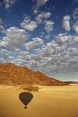 Sossusvlei - Namibia — Stock Photo