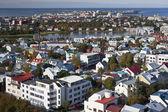 Reykjavik - Iceland — Stock Photo