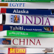 Stock Photo: Worldwide Travel Guides
