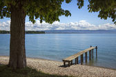 Lake Geneva - Switzerland — Stock Photo