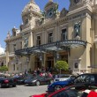 Monte Carlo Casino - Monaco - Stock Photo