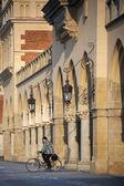 Krakow - Cloth Hall - Main Square - Poland — Stock Photo