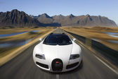 Bugatti Veyron Supercar — Photo