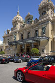 Monte Carlo Casino - Monaco — Stock Photo