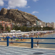 Alicante - CostBlanc- Spain — Stock Photo #17162625