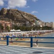 Alicante - Costa Blanca - Spain - Stock Photo