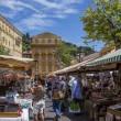 City of Nice - Cote d'Azur - French Riviera — Stock Photo