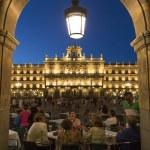 ������, ������: Plaza Major Salamanca Spain
