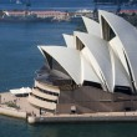 Sydney Opera House - Australia — Stock Photo #17168631