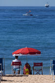 Lifeguard - Cannes - South of France — Stock Photo