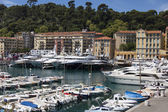 City of Nice - Cote d'Azur - French Riviera — Стоковое фото