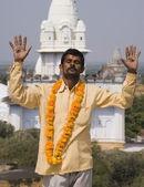 Jian templi in india centrale sonagiri - buddelkhand — Foto Stock