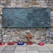 Falklands War Memorial - Stanley - Falkland Islands — Stock Photo #17186371