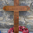 Stock Photo: Falklands War Memorial - Falkland Islands