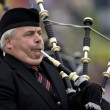 Piper at the Cowal Gathering - Scotland — Stock Photo