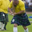 Stock Photo: Sportsm- Cowal Gathering Highland Games - Scotland